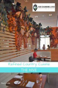 Refined Country Cuisine-The Hive-Bentonville, Arkansas-21c Museum Hotel-pork chop-pecan pie