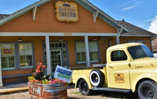 Truck Farm Tavern serves up artistic cuisine to locals and travelers alike.